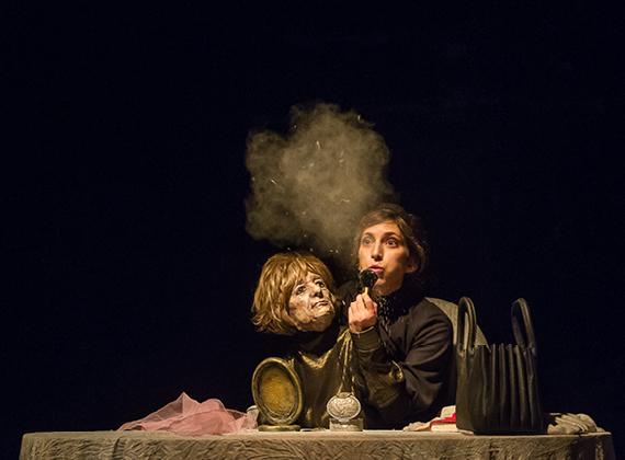 TRIO Théâtre du Blavet Inzinzac-Lochris